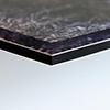 Finition en verre acrylique