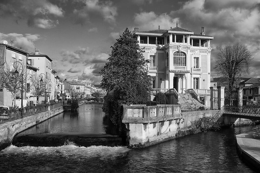 Robert Hale Photographie L'Isle sur la Sorgue Provence
