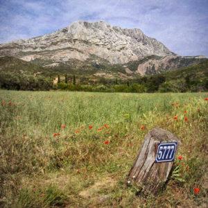 Bruno Boirel Photographie Montagne Sainte Victoire