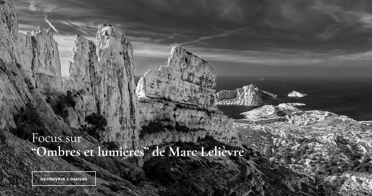 Marc Lelievre Calanque Marseille