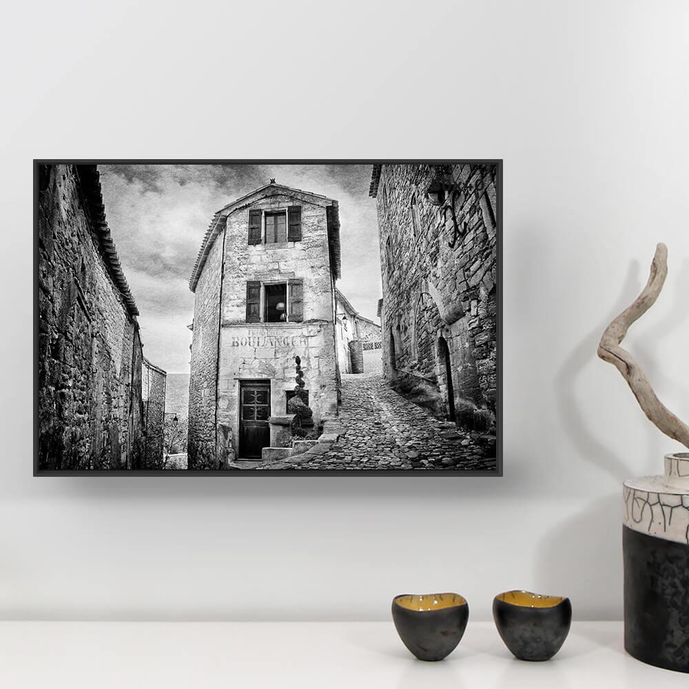 Karine Chavas Photo Village Lacoste Lubéron