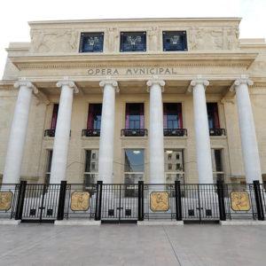 Opera de Marseille Photographie