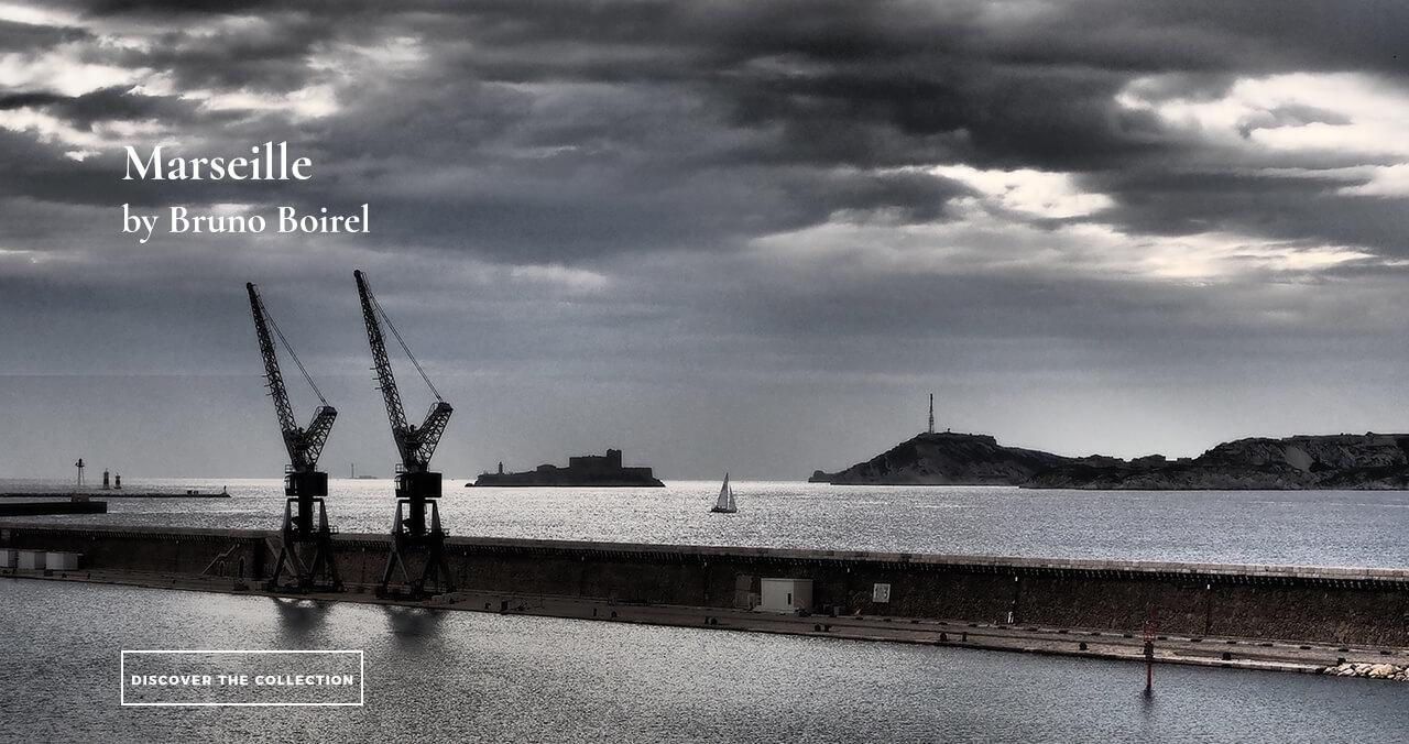 Marseille dans le viseur de Bruno Boirel