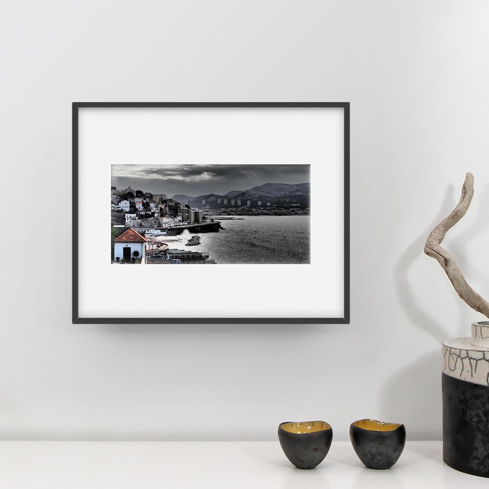 Marseille - Photographie d'art Bruno Boirel