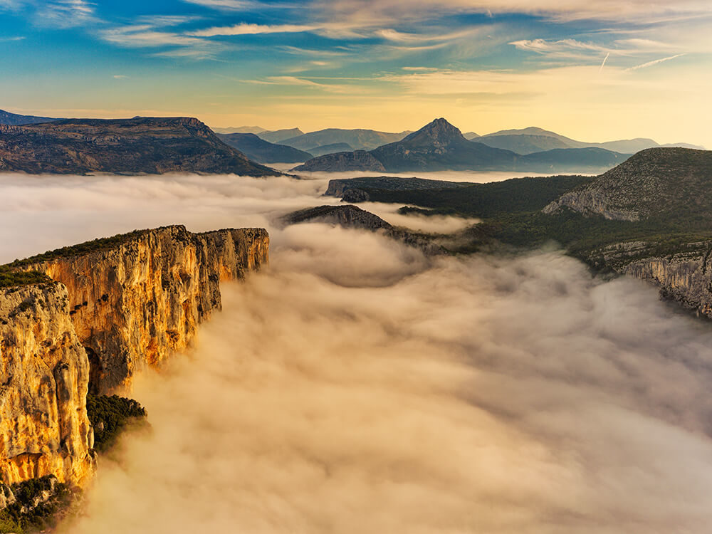 Photographie Laurent Gayte - Les gorges du Verdon