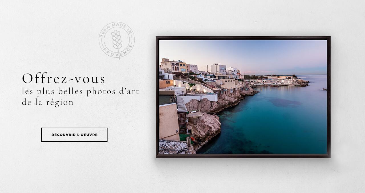 Photographie d'art Malmousque Marseille