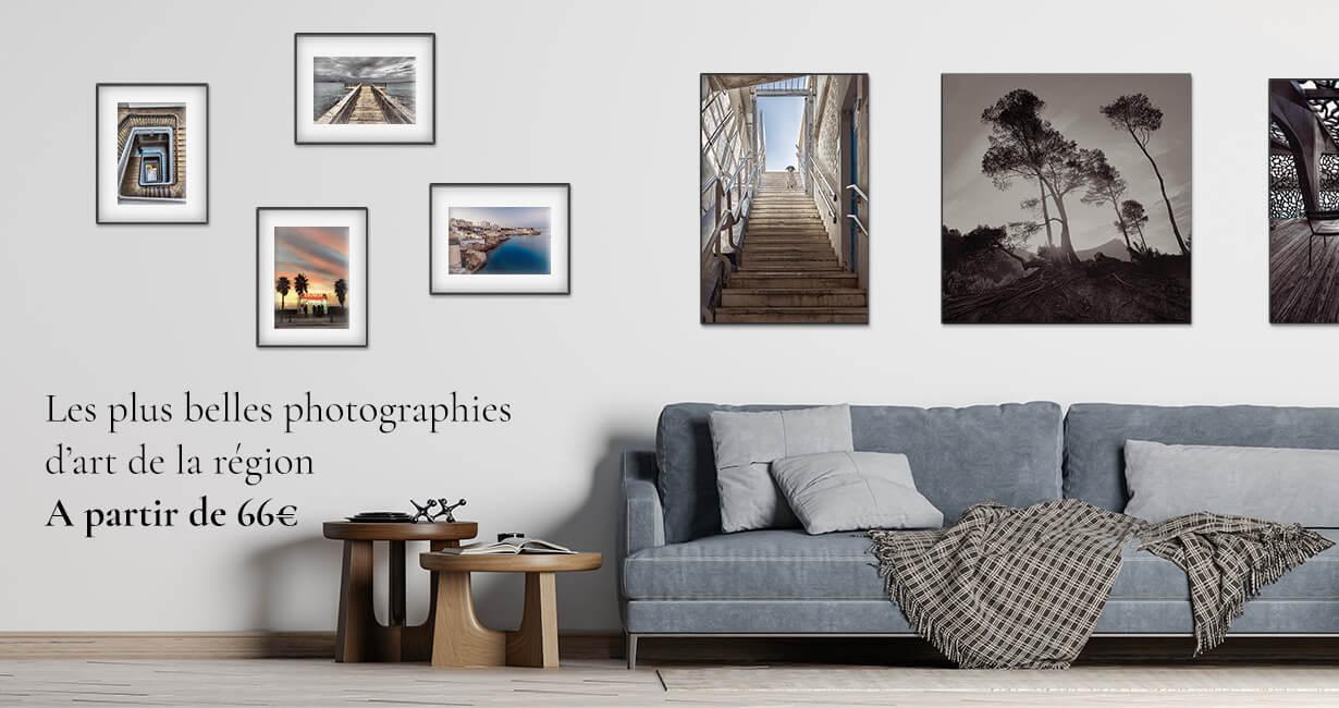 Les plus belles photographies d'art de la région
