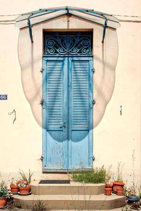 Photographie de Robert Hale - Village de Provence